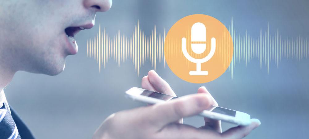 Speech Recognition - Benson Technology